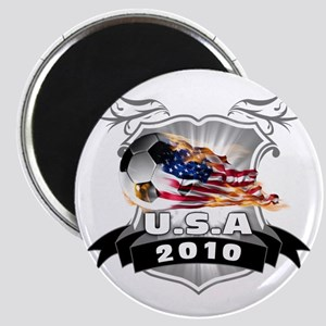 USA World Cup 2010 Magnet