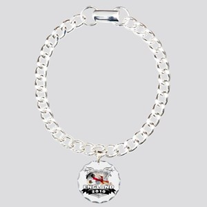 ENGLAND World Cup 2010 Charm Bracelet, One Charm
