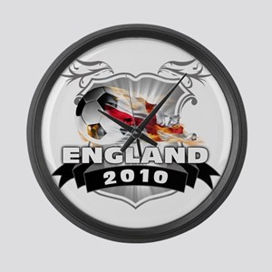 ENGLAND World Cup 2010 Large Wall Clock