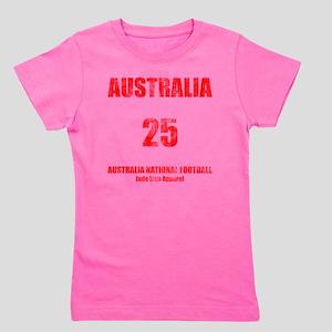 Australia football vintage Girl's Tee