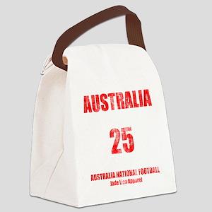 Australia football vintage Canvas Lunch Bag