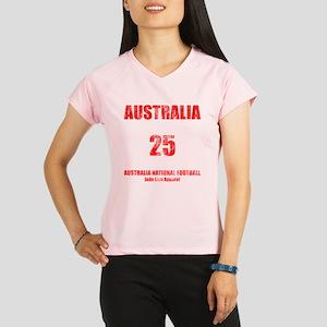 Australia football vintage Performance Dry T-Shirt