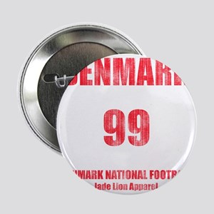 "Denmark football vintage 2.25"" Button"