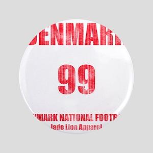 """Denmark football vintage 3.5"""" Button"""