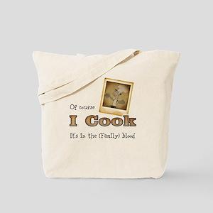 I cook Tote Bag
