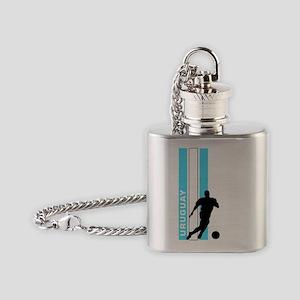 URUGUAY_3 Flask Necklace