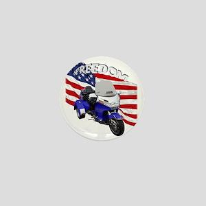 AB08 C-2K FREE BLUE Mini Button