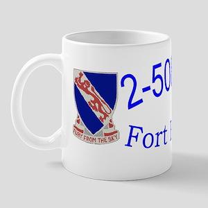 2nd Bn 508th ABN Cap Mug