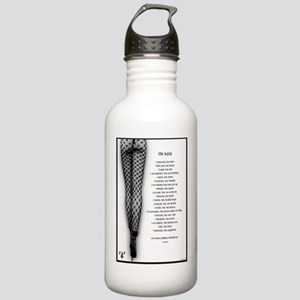 2-therulessmall Stainless Water Bottle 1.0L