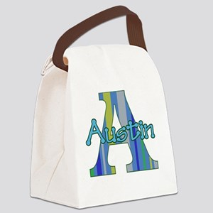 Austin Canvas Lunch Bag