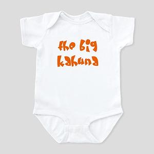big kahuna Infant Bodysuit