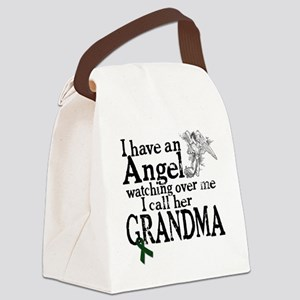 5-grandma angel Canvas Lunch Bag