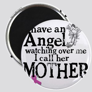 8-mother angel Magnet