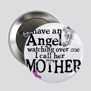 """8-mother angel 2.25"""" Button"""