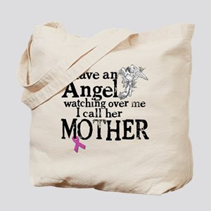 8-mother angel Tote Bag