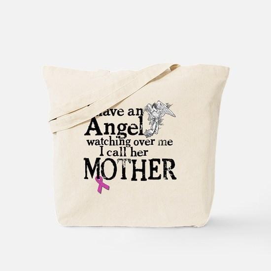 8-mother angel Tote Bag