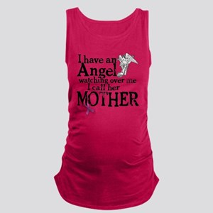 8-mother angel Maternity Tank Top