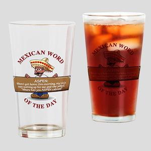 MWOD-Aspen Drinking Glass