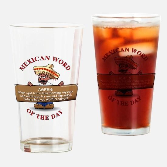 MWOD-Aspen.gif Drinking Glass
