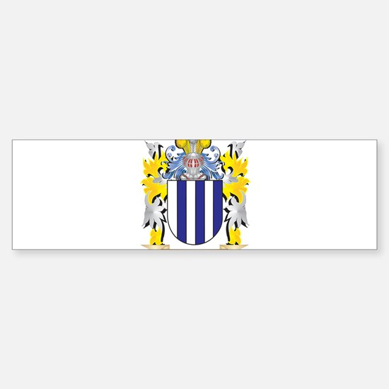 Armstrong Coat of Arms - Family Cre Bumper Bumper Bumper Sticker