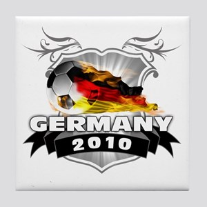 GERMANY World Cup 2010 Tile Coaster