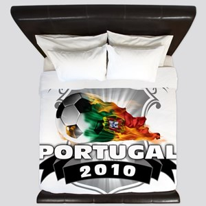PORTUGAL World Cup 2010 King Duvet