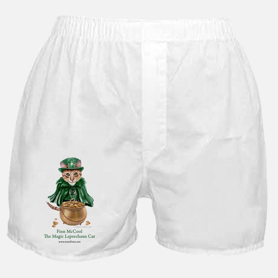 10x10frontwithurl Boxer Shorts