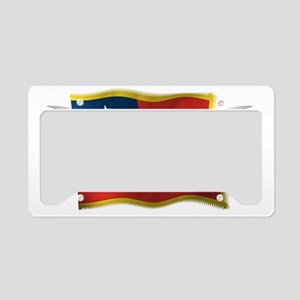 sc first national License Plate Holder