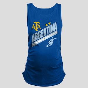 argentina a Maternity Tank Top
