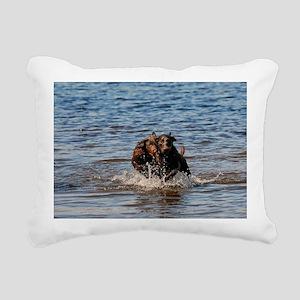 14x10_print Rectangular Canvas Pillow