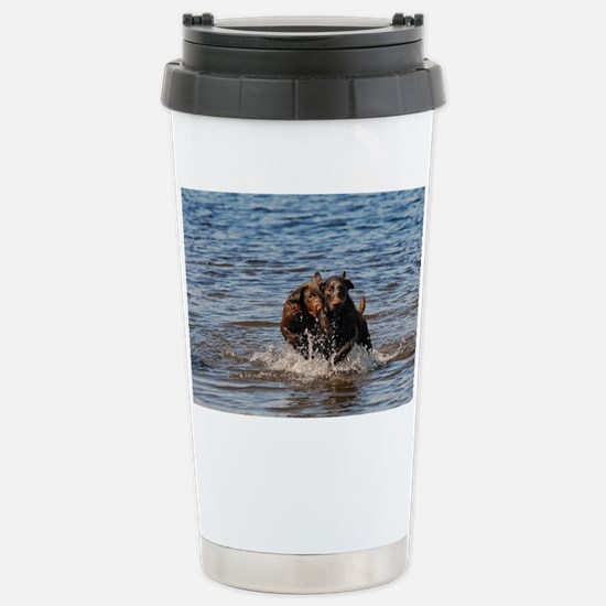 14x10_print Stainless Steel Travel Mug