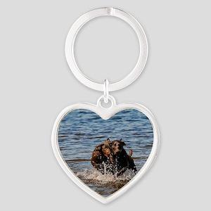 14x10_print Heart Keychain