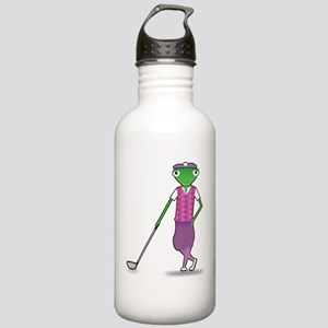 golf_lizard Stainless Water Bottle 1.0L