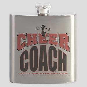 CHEER-COACH Flask