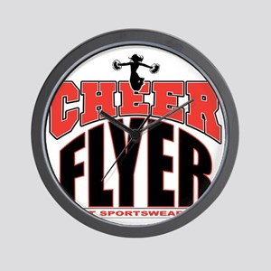 CHEER-FLYER Wall Clock