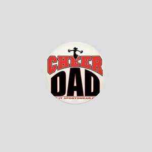 CHEER-DAD Mini Button