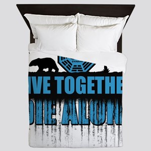 live-together-polar-sh Queen Duvet