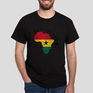blackstars_real1 Dark T-Shirt