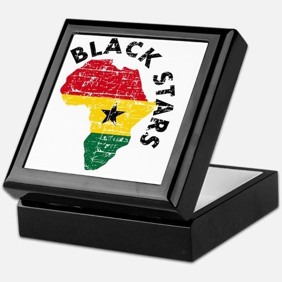 blackstars_real1 Keepsake Box
