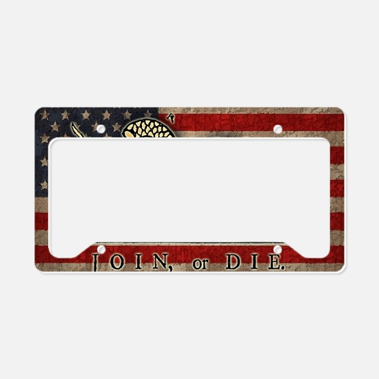 flag1-join-die-CRD License Plate Holder