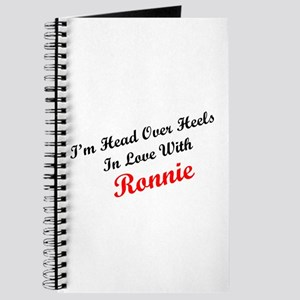 In Love with Ronnie Journal