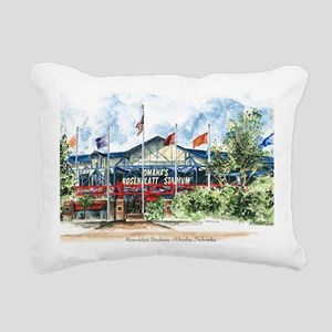 opstadium Rectangular Canvas Pillow