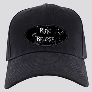 Ring Bearer Morpheus Wedding Party Black Cap