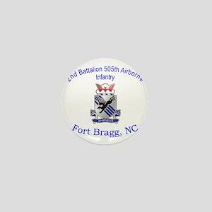 2nd Bn 505th ABN Mini Button