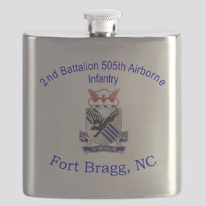 2nd Bn 505th ABN Flask