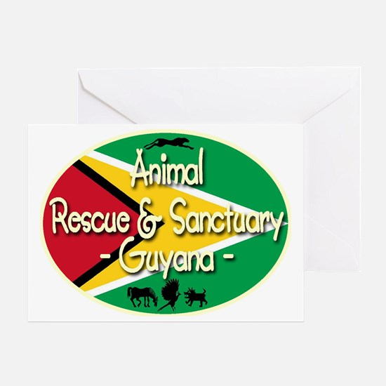 arsg_transparent_ivory Greeting Card