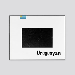 03_Uruguayan_10x10_wc Picture Frame