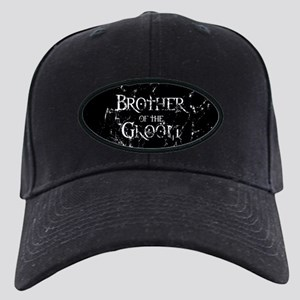 Brother Of Groom Morpheus Wedding Party Black Cap