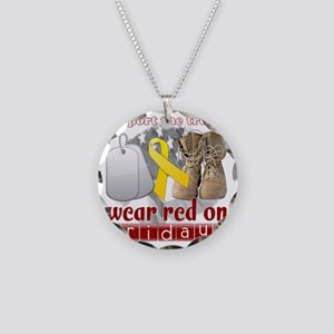 wearred_final Necklace Circle Charm