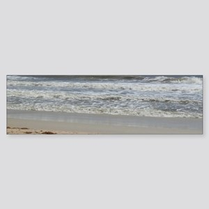 FlaglerBeach8_14x10FramedPrint Sticker (Bumper)